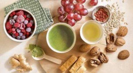10 Alimentos Para No Envejecer