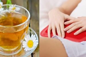 4 Remedios para Aliviar el Dolor Menstrual