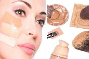 Maquillaje sin aceite y los beneficios para la piel grasa y mixta