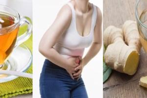 infusiones para disminuir la hinchazón abdominal
