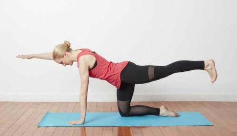 Bharmanasana (Table Top Pose yoga)