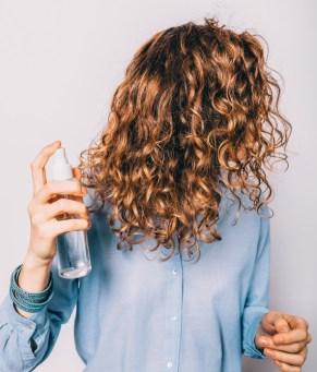 tips para cuidar el cabello rizado de forma natural