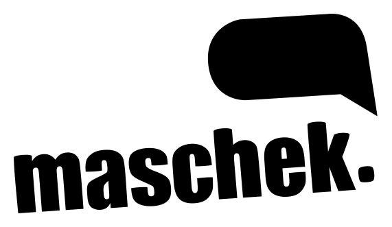 maschek-logo-schwarzaufweiss-vektor