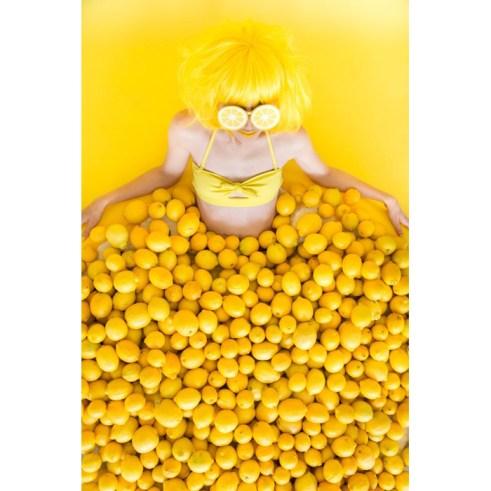 Lemon-woman