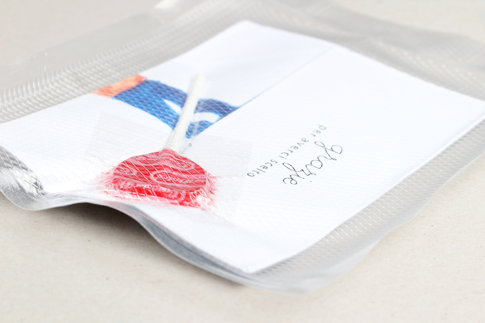 Blister packaged gift _ second bracelet Primo Passo _ maschio gioielli milano