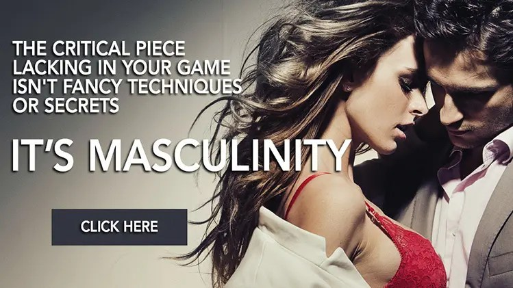 get more masculine energy traits