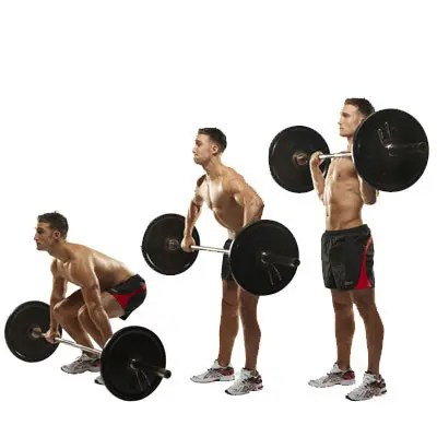 starting strength before and after power clean