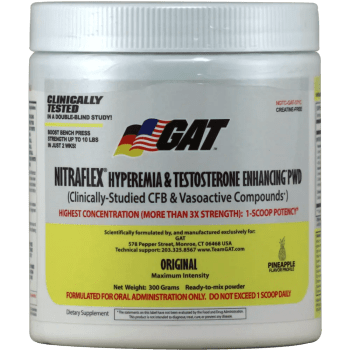 best pre-workout gat nitraflex
