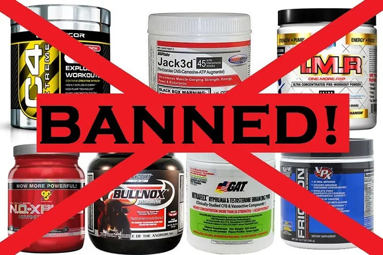 best pre workout strongest illegal banned pre workout