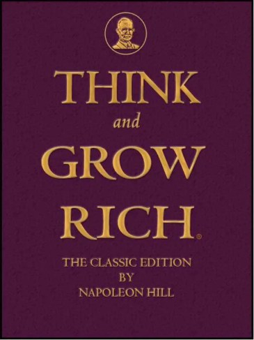 best financial books napoleon hill