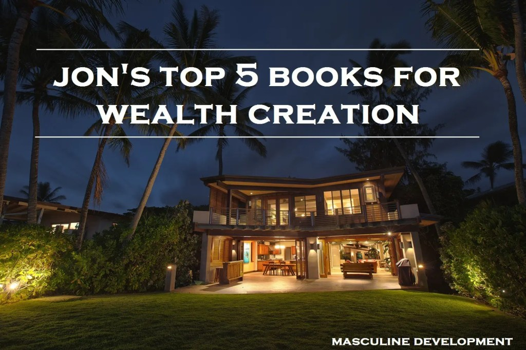 get rich make money books for finances