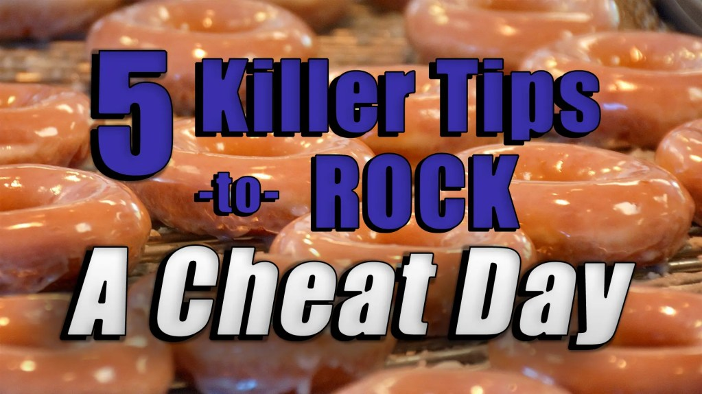 5 Tips Rock Cheat Day