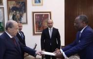 سفير الكونغو لـ