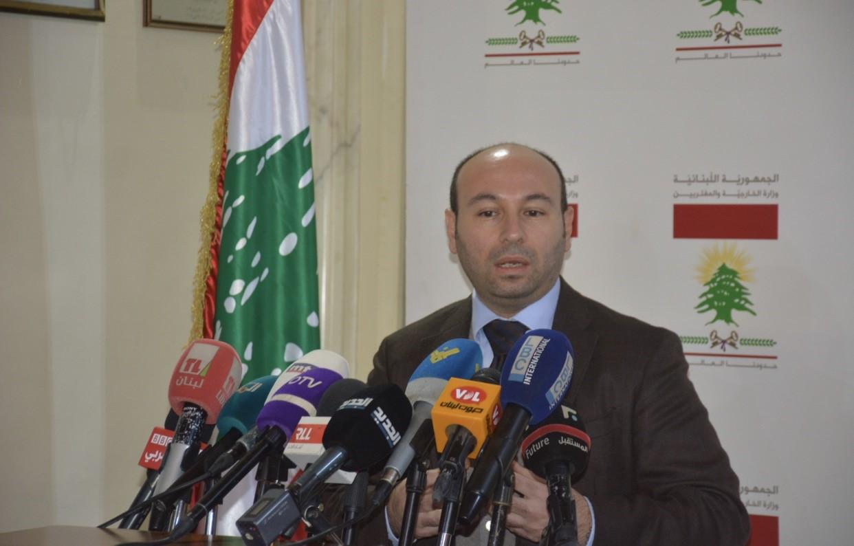 شميطلي: ملف النزوح السوري سيكون على جدول أعمال القمة التنموية الإقتصادية العربية