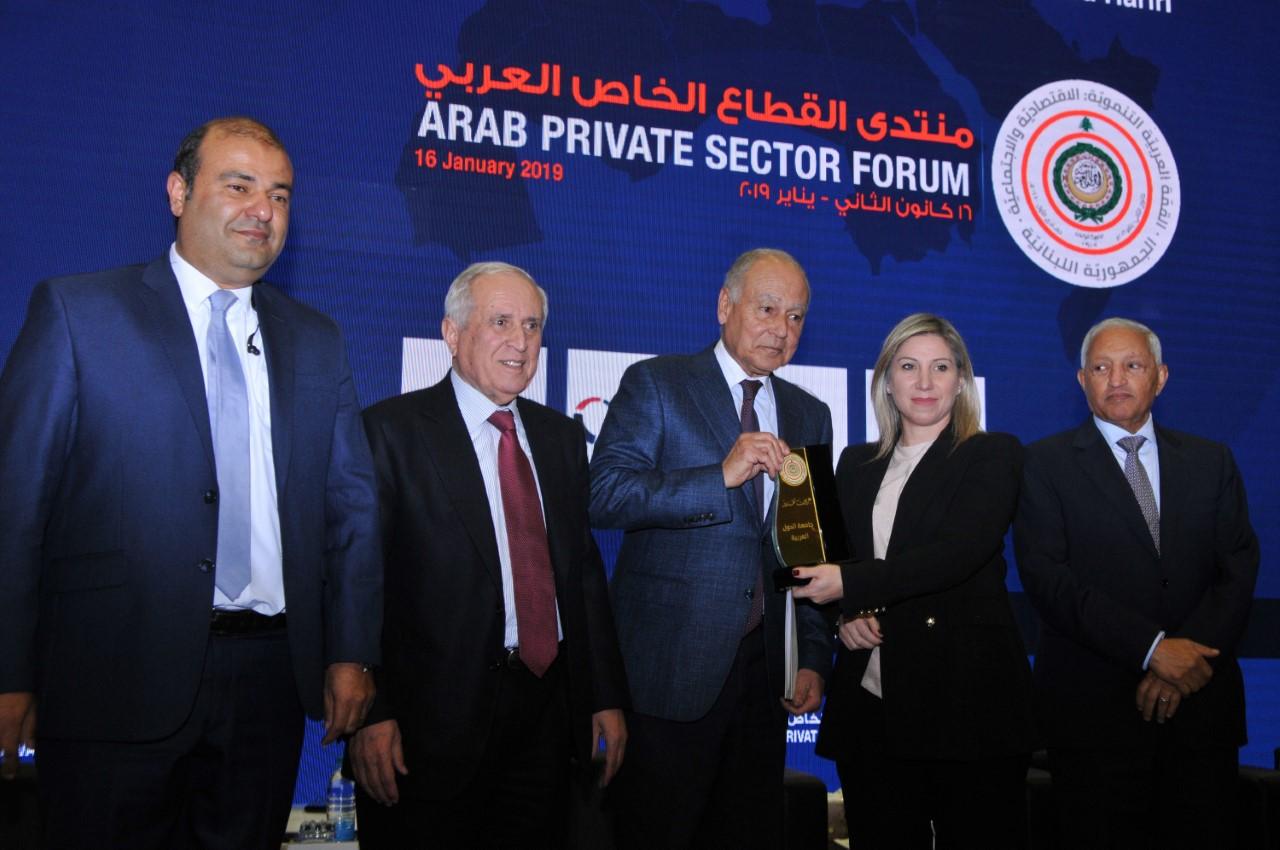 إعمار سوريا حضر مواربة في توصيات منتدى القطاع الخاص العربي للقمة الإقتصادية