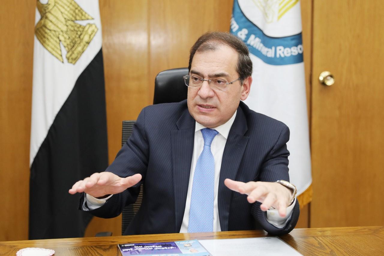 وزير البترول المصري طارق الملا: مصر ستكون المركز الإقليمي للغاز وليس إسرائيل
