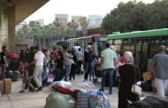 621 نازحا سوريا يعودون طوعيا بتنظيم الأمن العام وإشراف مفوضية اللاجئين