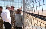 إجتماع لجنة الإشراف العليا حول أمن الحدود اللبنانية السورية