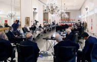 محضر اجتماع مجموعة الدعم الدولية في بعبدا: كوبيش يكشف أن الأمم المتحدة تعمل على اعداد