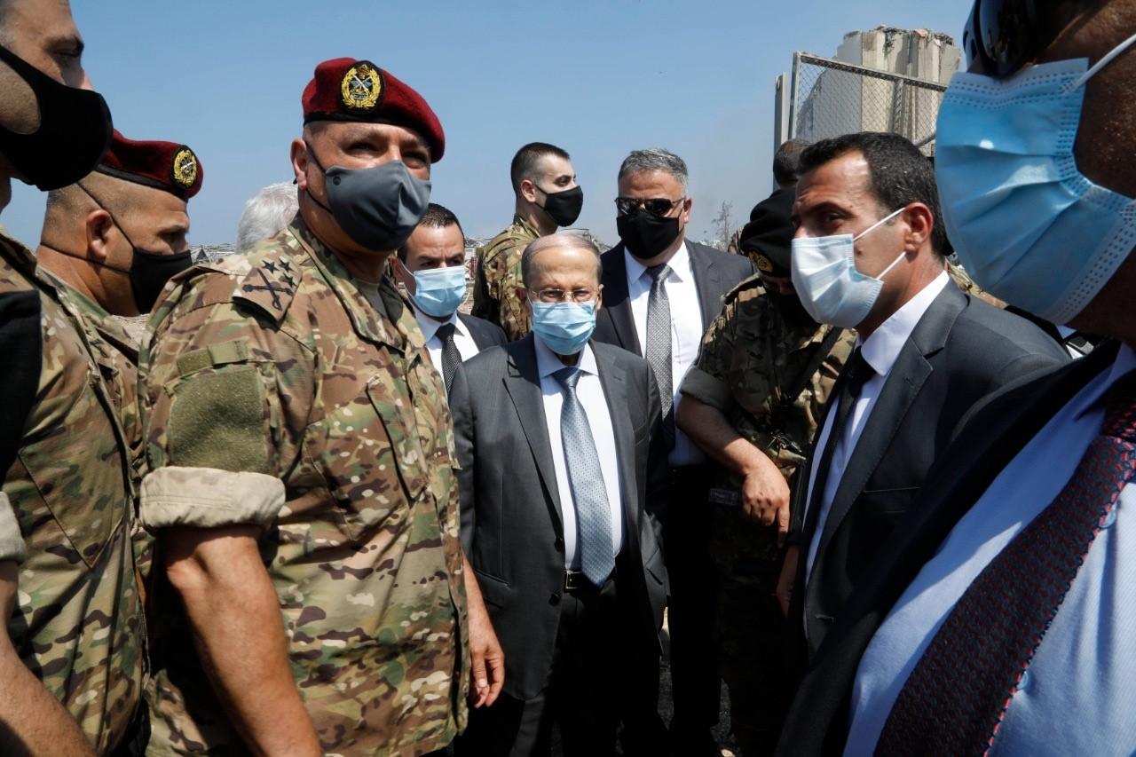 تضامن عربي ودولي واسع مع لبنان بعد انفجار بيروت
