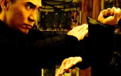 Tony Leung in Yi dai zong shi   The Grandmaster by Wong Kar Wai
