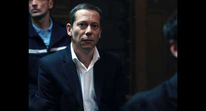 "Mathieu Amalric in ""La Chambre Bleue"" - Photo: courtesy of FDC 2014"