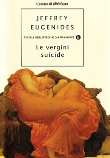 le vergini suicide copertina libro Eugenides