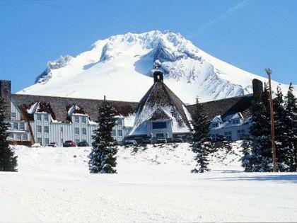 L'accogliente clima del Timberline Lodge