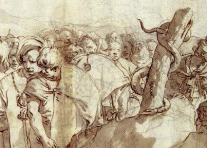 mostra disegni Tiepolo Musei Capitolini Roma