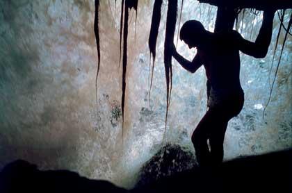 Uno splendido scatto di Walter Bonatti (Venezuela, 1967)