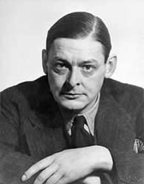 """T.S. Eliot: """"Non mi interessa più di quanto io interessi a lui""""."""