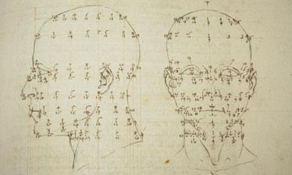 Piero Della Francesca, De prospectiva pingendi, 1472-1492, manoscritto Biblioteca Panizzi, Reggio Emilia – Photo: courtesy of ufficio stampa