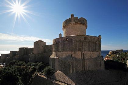 La Torre di Minceta, prigione dei dragoncini belli