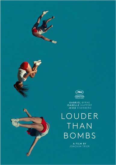 il poster del film Louder than bombs