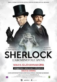 Sherlock_ Locandina film