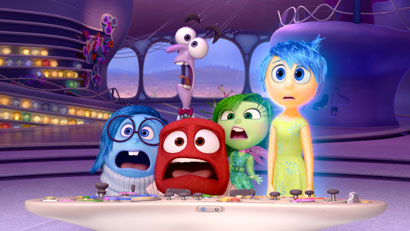 Un'immagine di INSIDE OUT - Photo: courtesy of The Walt Disney Company Italia