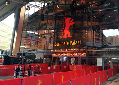 Berlinale Palast - Photo by Vissia Menza for MaSeDomani