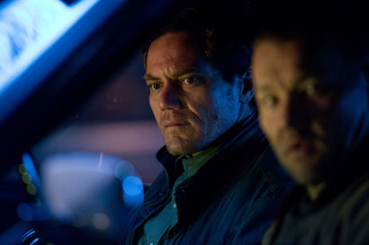 Michael Shannon e Joel Edgerton in Midnight Special di Jeff Nichols - Photo: Ben Rothstein © 2016 WARNER BROS. ENTERTAINMENT INC. AND RATPAC-DUNE ENTERTAINMENT LLC