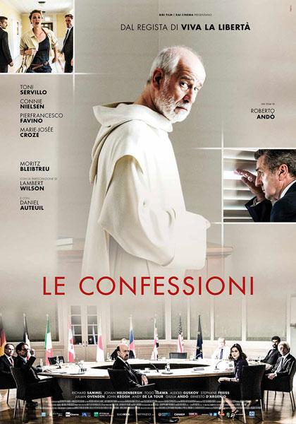 Le Confessioni locandina