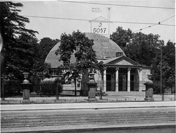 Planetario Venezia Hoepli 1932