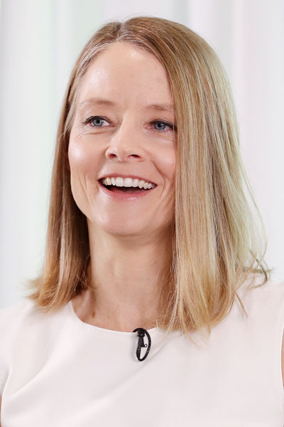 Jodie Foster - Photo Credits: Vittorio Zunino Celotto / Getty Images for Kering