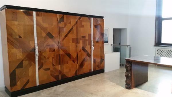 Fondazione Portaluppi, Armadio