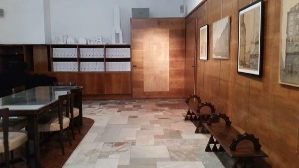 Fondazione Portaluppi, Studio