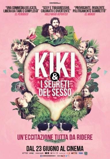 Il poster di Kiki e i segreti del sesso