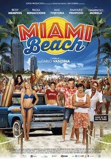 miami beach icona