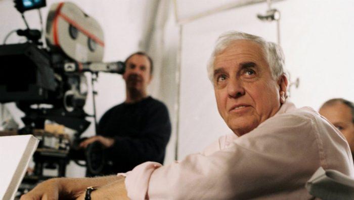 Il regista Garry Marshall sul set di Principe Azzurro Cercasi - Photofest