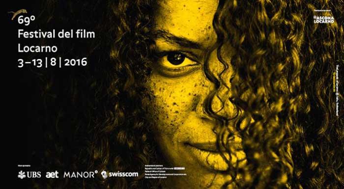 Il poster ufficiale del Festival di Locarno 2016 © Festival del Film Locarno