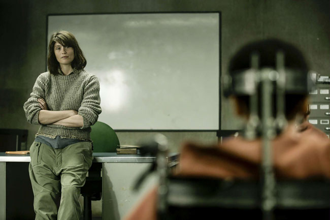 Gemma Arterton in THE GIRL WITH ALL THE GIFTS - Photo: courtesy of Locarno film Festival