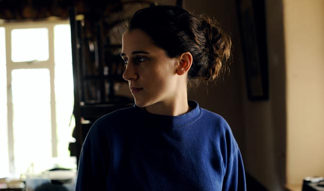 Ellie Kendrick in The Levelling - Photo courtesy of TIFF