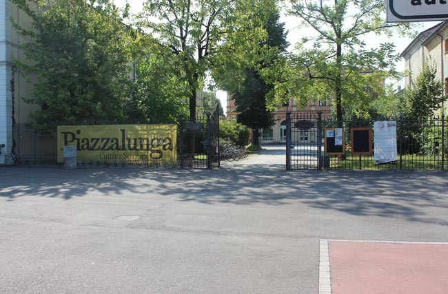 Piazzalunga, Suzzara - Foto: courtesy of NoPlace.space